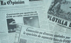Los diarios argentinos del 15 de Junio de 1980.