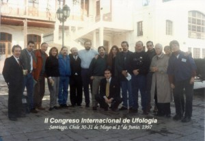 Congreso celebrado en la UNCH, organizado por AION (1997).