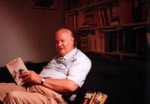 John Keel, 1986 Foto: Alejandro Agostinelli