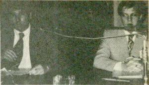 En un congreso organizado por la FAECE en 1980 Agostinelli dio una explicación no ufológica para un avistamiento sucedido el 14 de Junio de ese año.