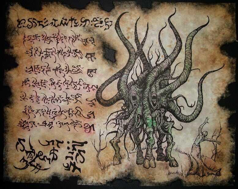 ¿Quién, o qué cosa, tiene los derechos de Lovecraft?