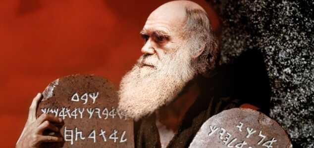 Las tablas de Darwin: ateísmo rejuvenecido