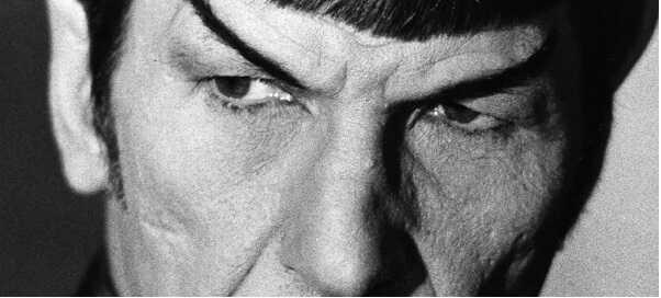 Nimoy se fue pero nos dejó al Sr. Spock para siempre