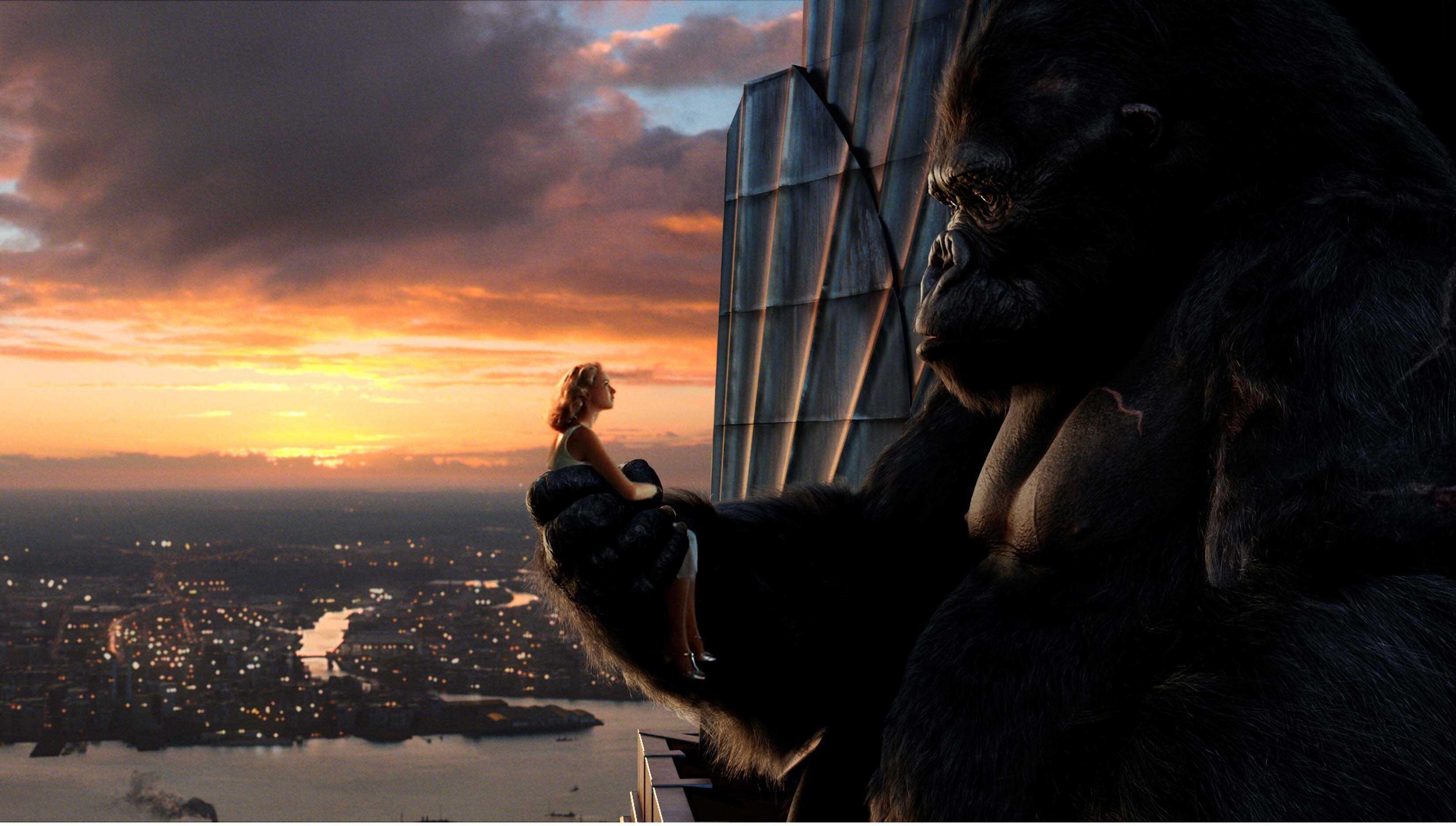 King Kong - Universal Channel-